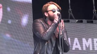 Just Hold On We're Going Home - James Arthur - Gloucester 15/08/15