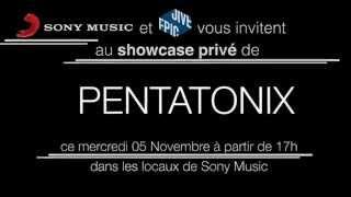 PTX À PARIS LE 5 NOVEMBRE 2014 !