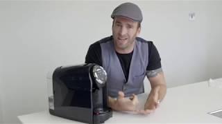 LAVAZZA BLUE CLASSY COMPACT CAPSULE MACHINE OFFICIAL VIDEO