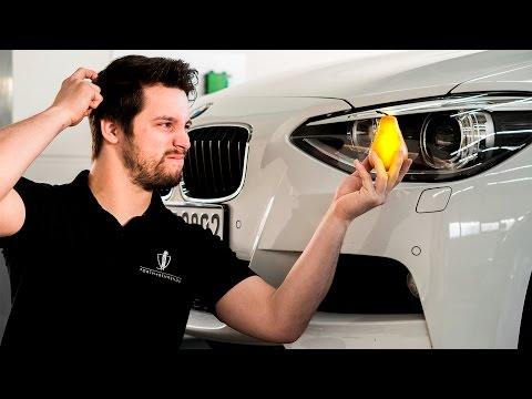 BMW 1er F20/F21 Xenon Brenner wechseln /  how to replace the xenon bulb on a BMW 1er F20/F21