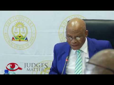 SA Gauteng HC - JSC Interview of Adv J Holland-Müter – Judges Matter (October 2019)