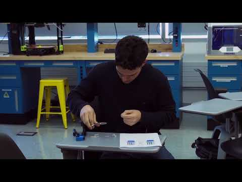 Workforce Training Academy: Network Cable Installer - YouTube
