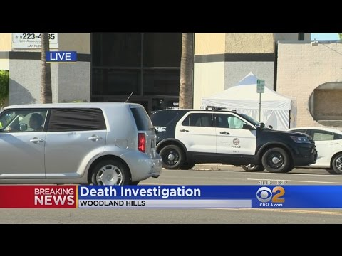 Body of Singer Cuba Gooding Sr. Found In Woodland Hills