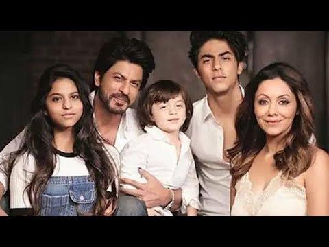 Meet 'Parent Philosopher' Shah Rukh Khan