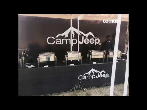 Launch of Camp Jeep