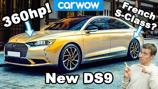 The new Mercedes S-Class... From France!
