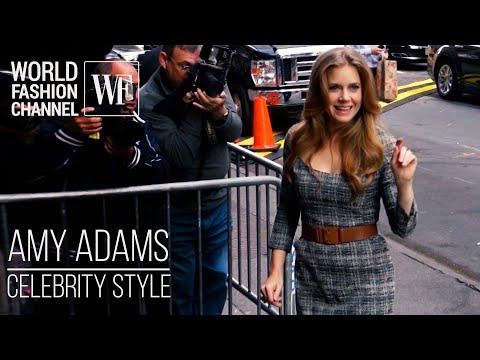 Amy Adams | Celebrity Style