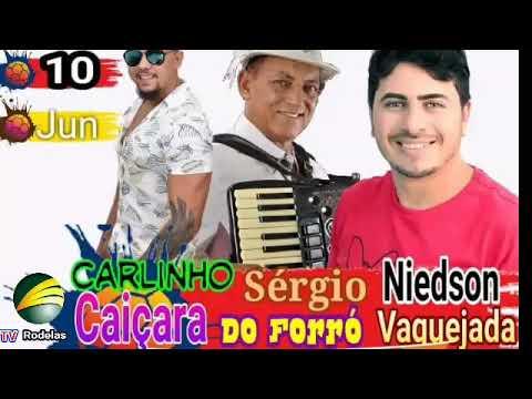 niedson vaquejada Carlinho Caiçara e Sérgio do Forró em Abaré dia 10 de Júnior