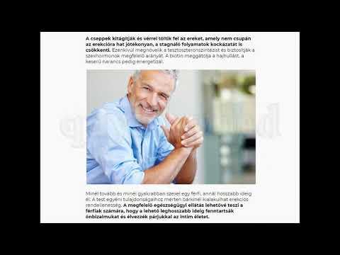 Prostatitis tabletták mi jobb