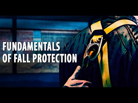 Fundamentals of Fall Protection - Full Length Training Course ...