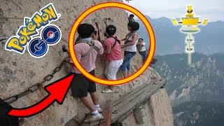 Download Youtube: 7 Most Dangerous Pokemon Go Gyms In The World