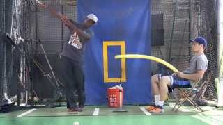Tee Drill: Cure Roll-Over & Topspin