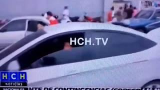 Saqueo de Mall Megaplaza en San Pedro Sula Honduras