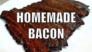 BACON - HOMEMADE FROM SCRATCH - Meathead's recipe from AmazingRibs.com - BBQFOOD4U