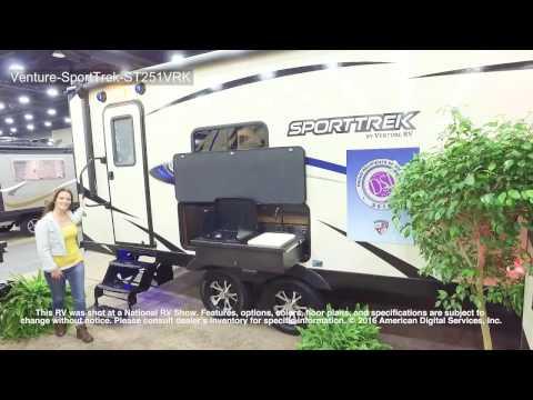 2019 Venture RV SportTrek ST251VRK at Campers RV Center, Shreveport, LA 71129