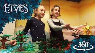 LEGO Elves - Elvendale 360° Universe: Build for the Magical Creatures!