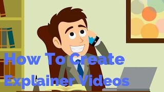 Explainer Video Toolkit 4 - After Effects Template - hmong video