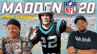 Dion And Trent Make DEEP Runs In This CRAZY Tourney! (Madden 20 Ninja Tourney)