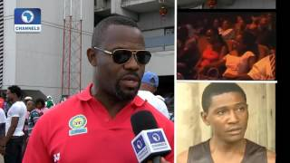 EN: Why You No Longer See Comedian, Okey Bakassi, In Nollywood Films