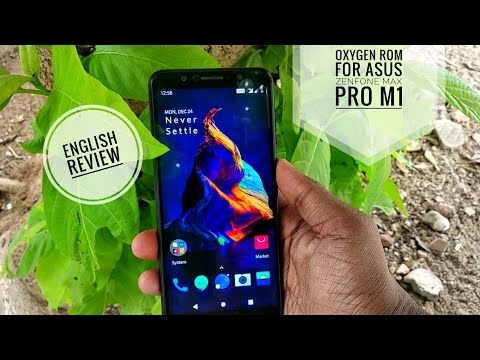 NEW OXYGEN OS Custom ROM Fixed SMS, Reboot, Battery Backup for Asus