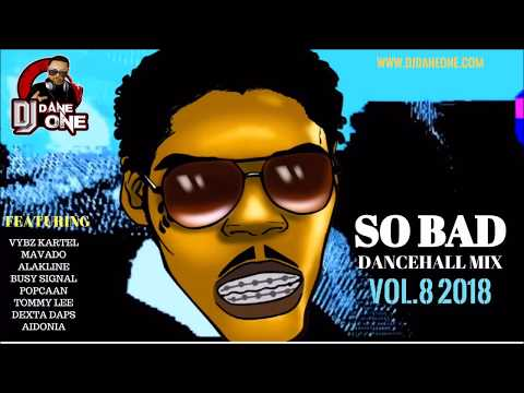 Dancehall 2018 Mix Download
