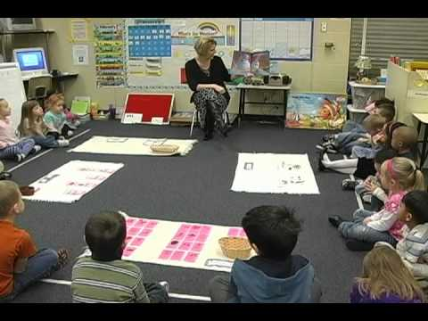 Reading Instruction for the 3 to 6 Year Old Child