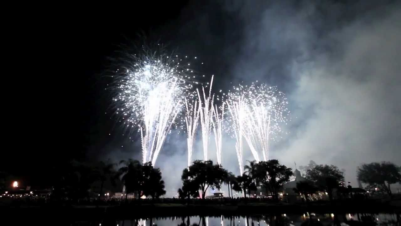 IllumiNations: Reflections of Earth July 4 Finale 2011