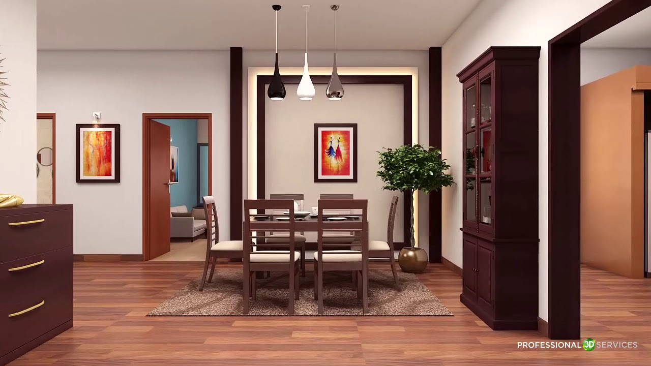 Architectural 3D Walkthrough Animation by ThePro3DStudio