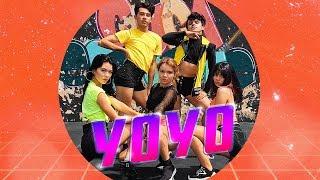 Gloria Groove   YoYo (feat. IZA) Dance By KPZ
