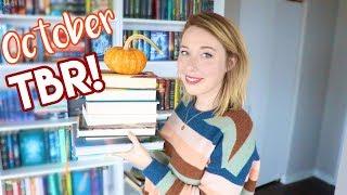 October TBR!!