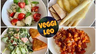 Vegan essen ohne Ersatzprodukte