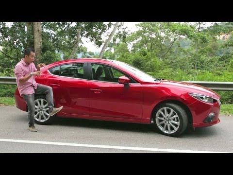 Mazda3 2.0 SkyActiv Sedan review – AutoBuzz.my