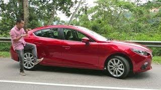 Mazda3 2.0 SkyActiv Sedan review - AutoBuzz.my