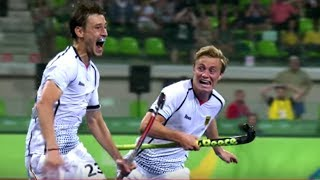 TOP 10 GERMANY MEN'S HOCKEY GOALS
