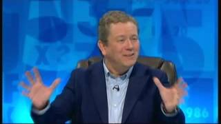 Jon Culshaw on Tom Baker - Ch 4 - 27th June 2016