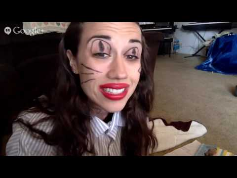 Cat Eye Makeup Tutorial By Colleen Ballinger