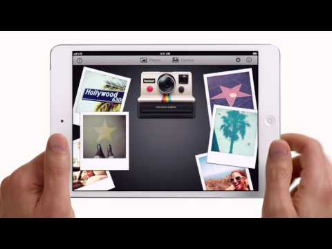Apple Commercial for Apple iPad (2013) (Television Commercial)