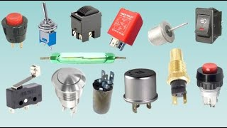 Automotive Electrical Control  Switches