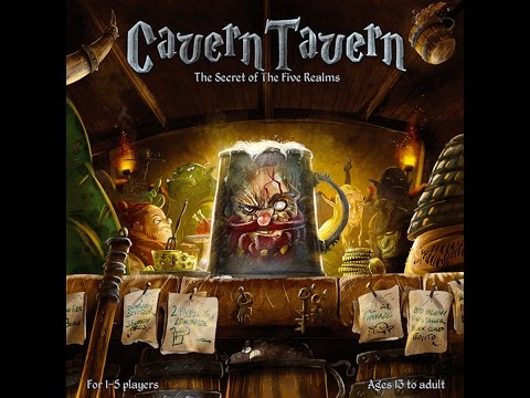 The Purge # 1285:  Cavern Tavern: A dice allocation system of fulfilling orders for ungrateful fantasy characters