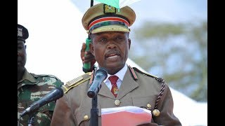 NATEMBEYA: Operation to mop up illegal guns in Kerio Valley will be firm and painful