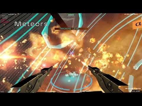 Meteoroids 3D release video