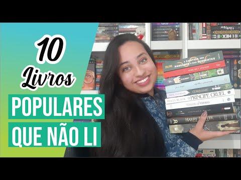 10 Livros populares que ainda não li | Karina Nascimento | Paraíso dos Livros #book #livrospopulares