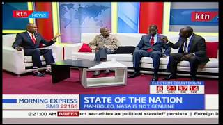 STATE OF THE NATION: Chebukati's warning to political parties