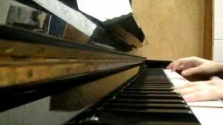 Arashi - Kitto Daijobu [piano]