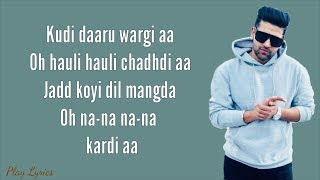 Daaru Wargi (lyrics) : Guru Randhawa | Emraan Hashmi | Cheat India |