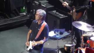 Eric Clapton: Blues power Albert Hall May 26th
