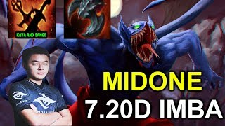 MIDONE 7.20 Midlane  Night Stalker -NEW IMBA HERO 7.20