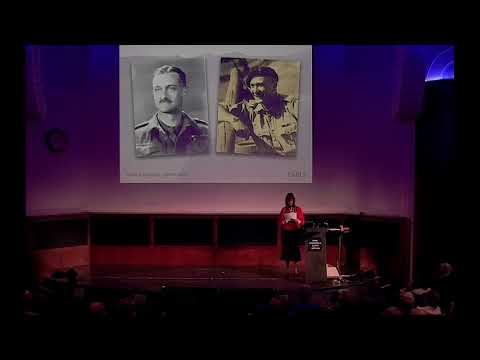 Royal Geographic Society talk on PPA, LRDG and Bagnold