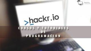 hackr.io: La nueva plataforma de Aprendizaje de Tecnologia!!!