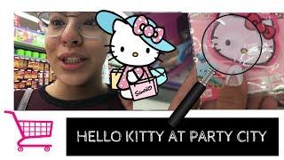 HELLO KITTY @ PARTY CITY | HELLO KITTY HUNTING